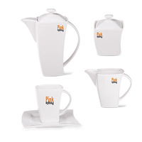 Zestaw kawowy - Romantic Coffee Set